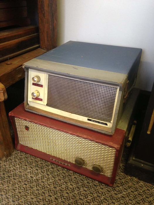 Record Players - Prop For Hire