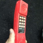 Red Mobile - Prop For Hire