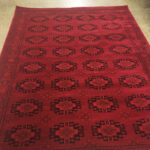 Refined Persian Rug - Prop For Hire