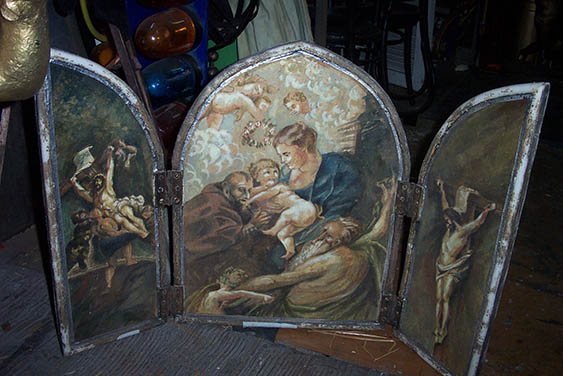 Religious Art - Prop For Hire