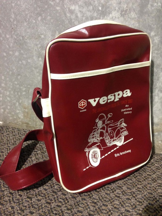 Retro Carrybag - Prop For Hire