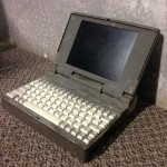 Retro Laptop - Prop For Hire