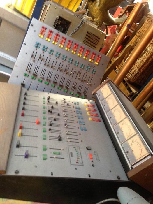 Retro Mixer - Prop For Hire