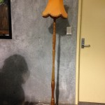 Ornate Standing Lamp 2 - Prop For Hire
