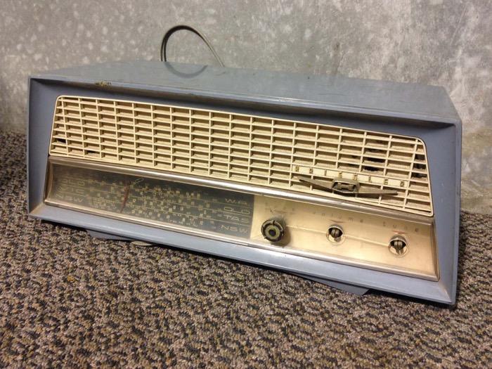 Retro Radio 1 - Prop For Hire