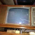 Retro Television 1 - Prop For Hire