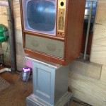 Retro Television 2 - Prop For Hire