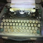 Retro Typewriter 1 - Prop For Hire