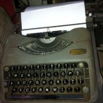 Retro Typewriter 2 - Prop For Hire