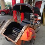 Rickshaw - Prop For Hire