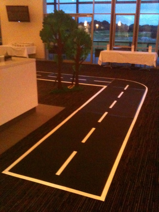 Road Sections - Prop For Hire