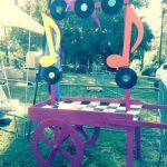 Rock Cart - Prop For Hire