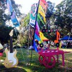 Rock Festival - Prop For Hire