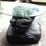 Rock Table - Prop For Hire