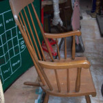 Rocking Chair - Prop For Hire