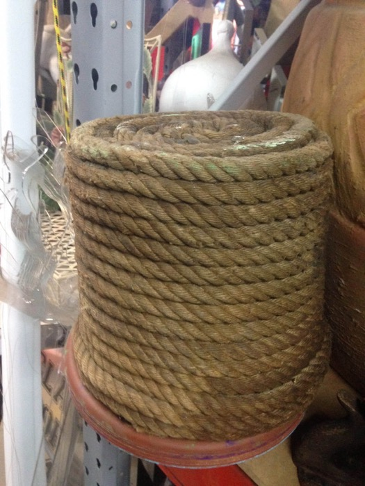 Rope Coil - Prop For Hire