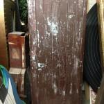 Rough Rustic Door - Prop For Hire