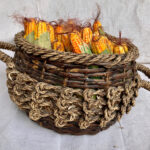 Round Seagrass Basket - Prop For Hire