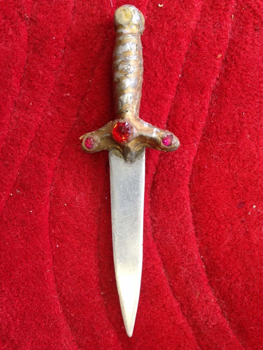 Royal Dagger - Prop For Hire
