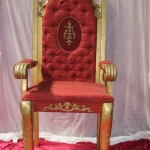Royal Throne 1 - Prop For Hire