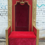Royal Throne 2 - Prop For Hire