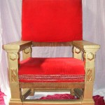 Royal Throne 3 - Prop For Hire