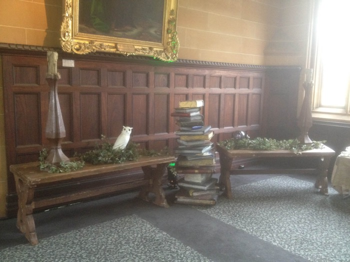 Rustic Banquet Tables - Prop For Hire