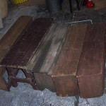 Rustic Benches - Prop For Hire