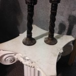 Rustic Candelabra 1 - Prop For Hire