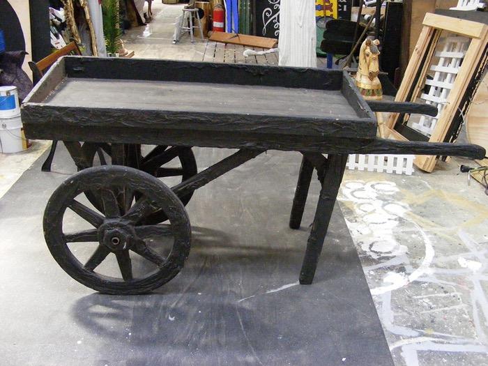 Rustic Carts - Prop For Hire