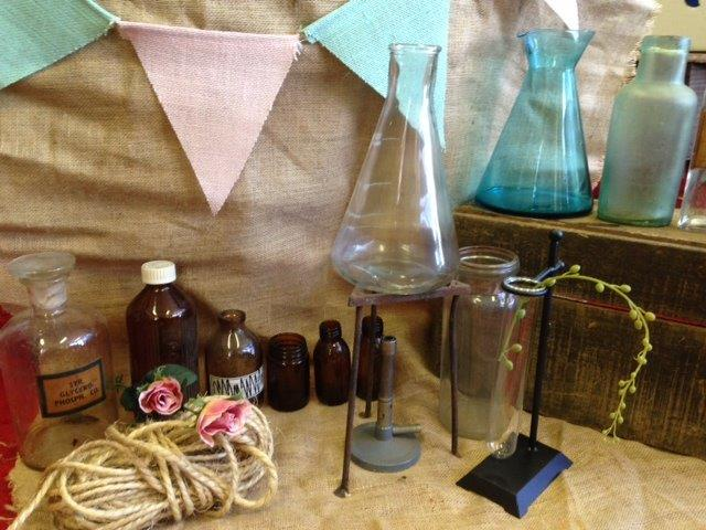 Rustic Chemistry - Prop For Hire