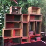 Rustic Crates - Prop For Hire