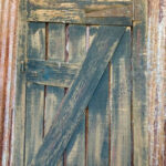 Rustic Gate - Prop For Hire