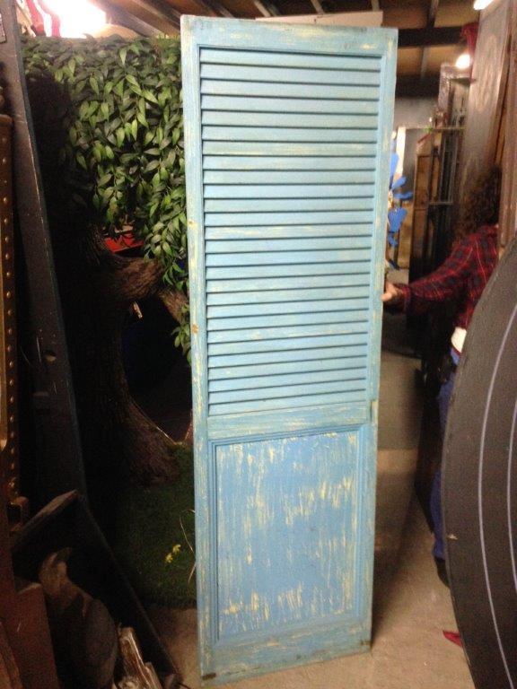 Rustic Grilled Door - Prop For Hire