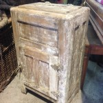 Rustic Ice Fridge - Prop For Hire