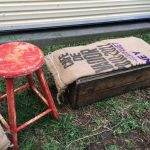 Rustic Seating - Prop For Hire
