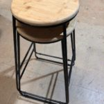 Rustic Stool - Prop For Hire