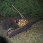 Rustic Wheelbarrow - Prop For Hire