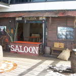 Saloon Set - Prop For Hire