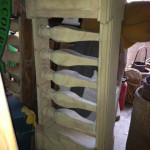 Sandstone Balustrades - Prop For Hire