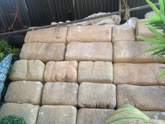 Sandstone Blocks - Prop For Hire