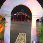 Sandstone Archway - Prop For Hire