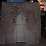Sandstone Italian Archway - Prop For Hire