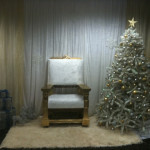 Santa Throne Scene - Prop For Hire