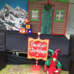 Santa'S Workshop Sign - Prop For Hire