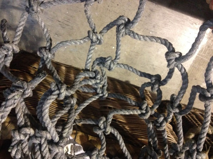 Scramble Rope - Prop For Hire