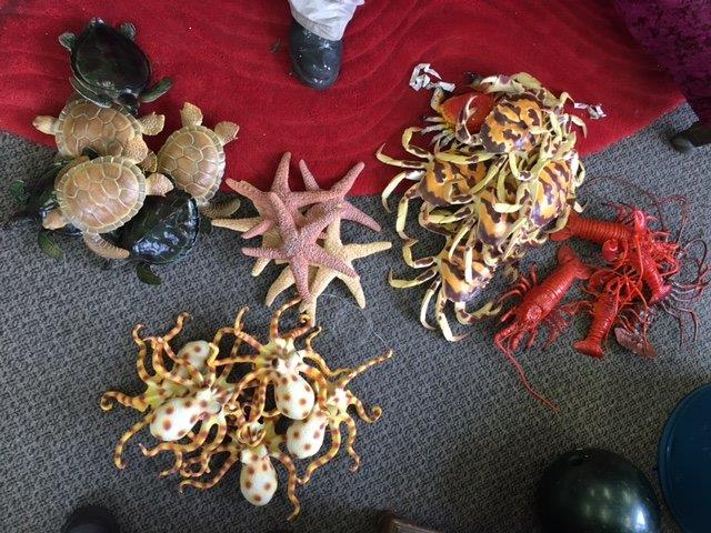 Sea Creatures - Prop For Hire