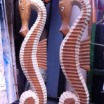 Seahorse Statues - Prop For Hire