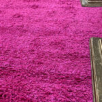 Shaggy Pink Carpet - Prop For Hire