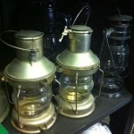 Ship Lamp 4 - Prop For Hire